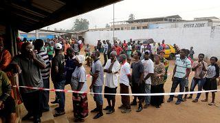 Weah vs Boakai : le Liberia choisit son président