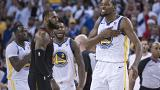 NBA: Warriors besiegen Cavaliers