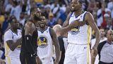 NBA: Warriors besiegen Cavaliers