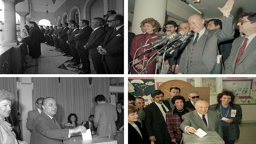 Κύπρος: Οι προεδρικές εκλογές από το 1959 μέχρι σήμερα – Φωτογραφίες και Βίντεο