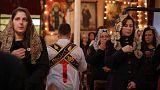 برگزاری مراسم کریسمس در شهرهای مختلف سوریه