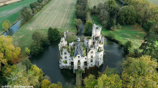 Crowdfunding record pour le sauvetage d'un château du Poitou
