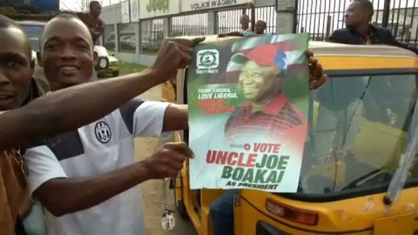 Elnököt választ Libéria