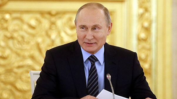 Putin makes 2018 Russian presidential bid official