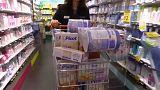 Lait contaminé aux salmonelles : enquête ouverte contre Lactalis