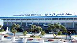 La Tunisie ferme ses aéroports à Emirates