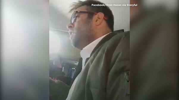 """Un diputado israelí llama """"escoria, basura y perros"""" a los presos palestinos"""