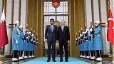 صحيفة تركية: قوات خاصة تركية أجهضت  مخطط سعودي إماراتي لاغتيال أمير قطر