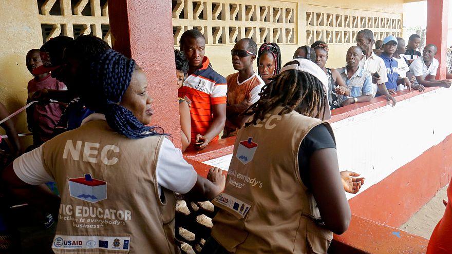 Λιβερία: Σε εξέλιξη οι Προεδρικές εκλογές