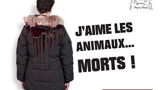 Die neue Kampagne der Fondation Brigitte Bardot gegen Pelz