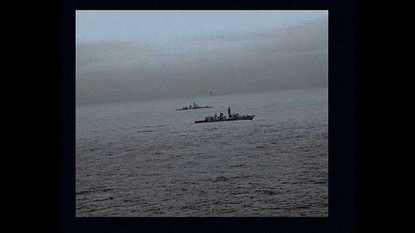 İngiltere ile Rusya arasında Kuzey Denizi'nde gerginlik