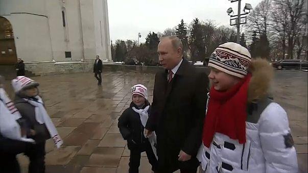 """Путин, дети и """"здравая оппозиция"""""""