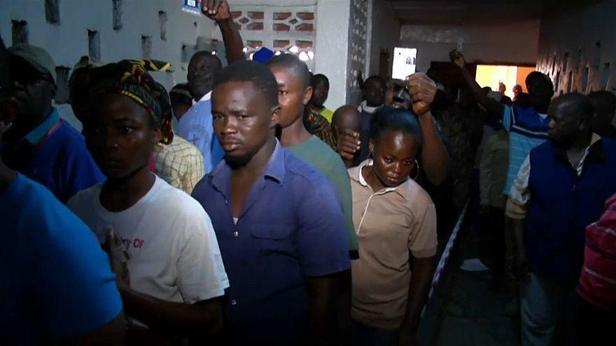 La liberia alle urne per scegliere il presidente