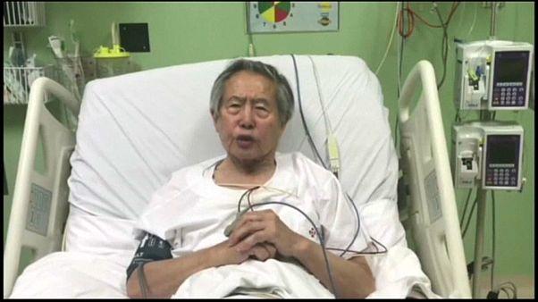 Perù: Fujimori chiede perdono