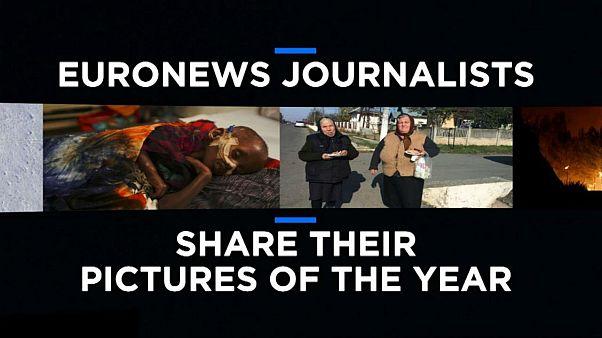 Euronews sceglie le 5 foto dell'anno 2017