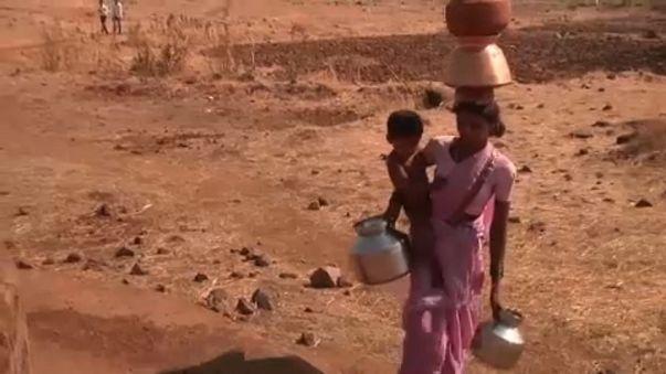 Egyre többen menekülnek a szárazság miatt
