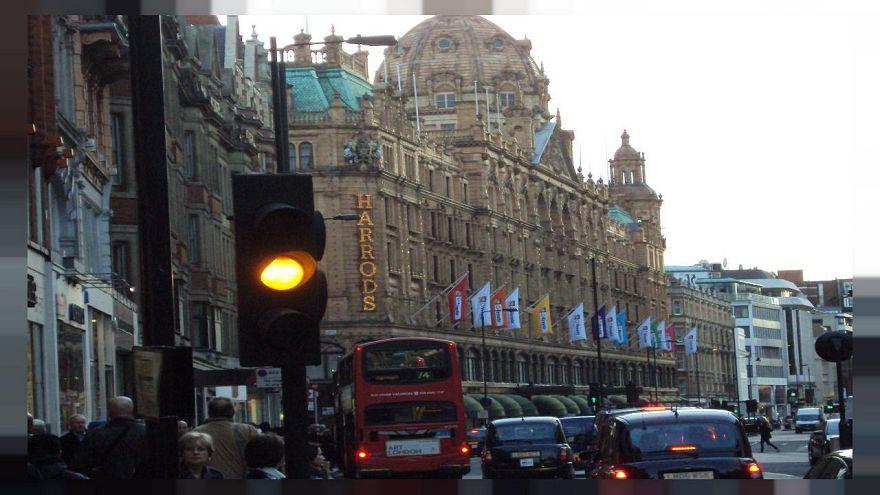 لندن: سباق التسوق بعد أعياد الميلاد