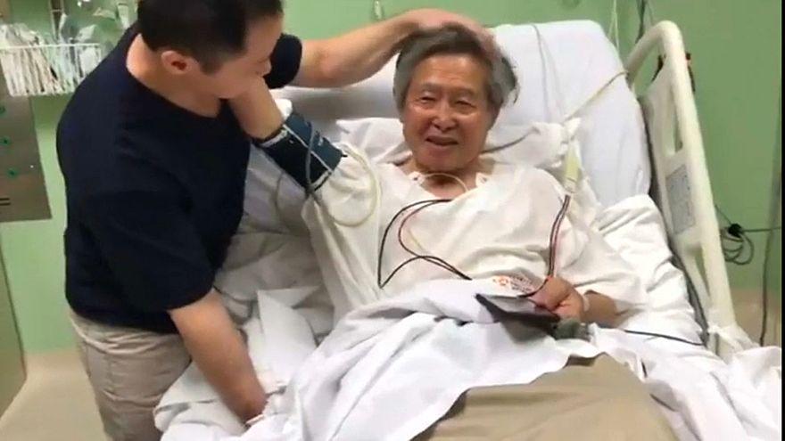 Ex-Diktator Fujimori bittet nach Begnadigung um Vergebung