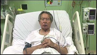 Fujimori pide perdón y agradece el indulto