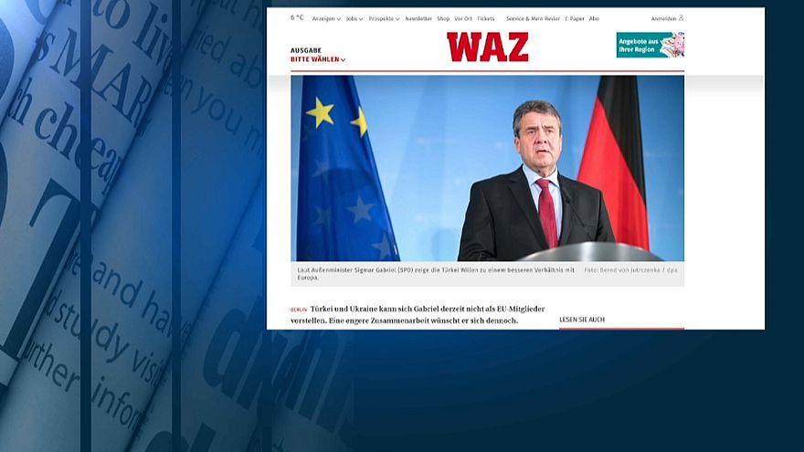 """Модель """"брексита"""" для Турции и Украины"""