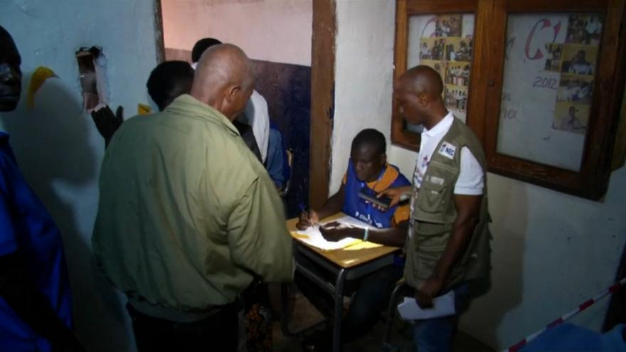 Liberia elige presidente