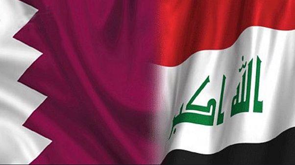 العراق يفوز على قطر 2-1 في بطولة كأس الخليج