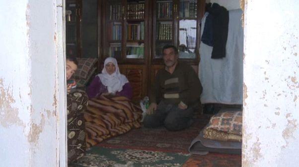 Aleppó egy évvel a bombázások után
