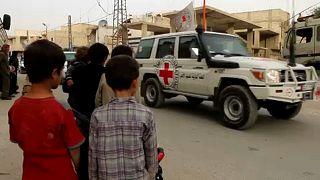 Szíria: Megkezdődött Kelet-Gúta egészségügyi evakuációja
