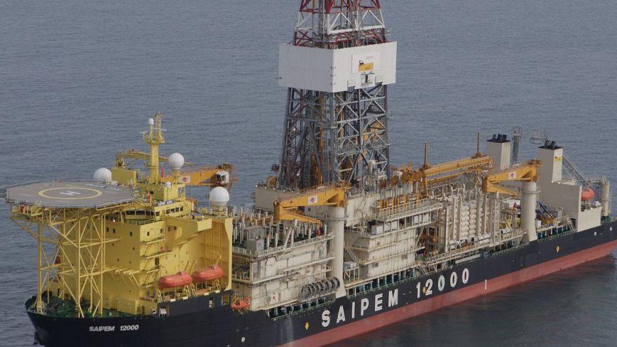 Κύπρος:  Έτοιμο για την «Καλυψώ» το γεωτρύπανο Saipem 12000