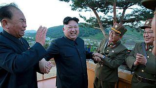 Estados Unidos impone sanciones a dos altos funcionarios norcoreanos