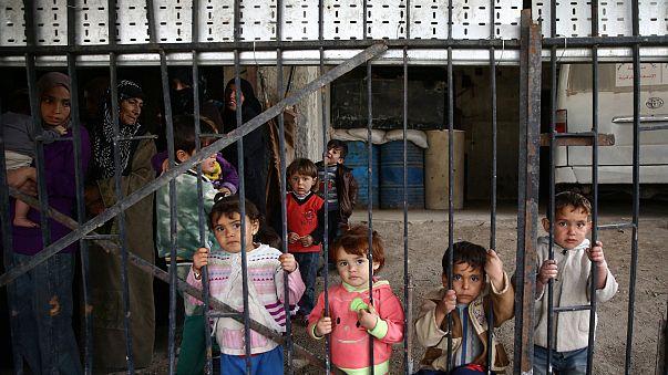 Siria: corridoio umanitario per feriti e malati