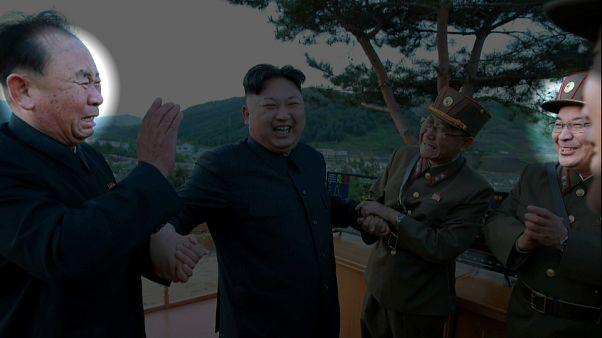 """Les """"messieurs missiles"""" de Pyongyang sanctionnés"""