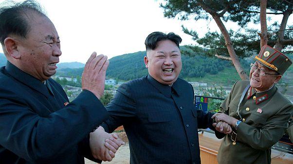 آمریکا دو چهره کلیدی برنامه موشکی کره شمالی را تحریم کرد