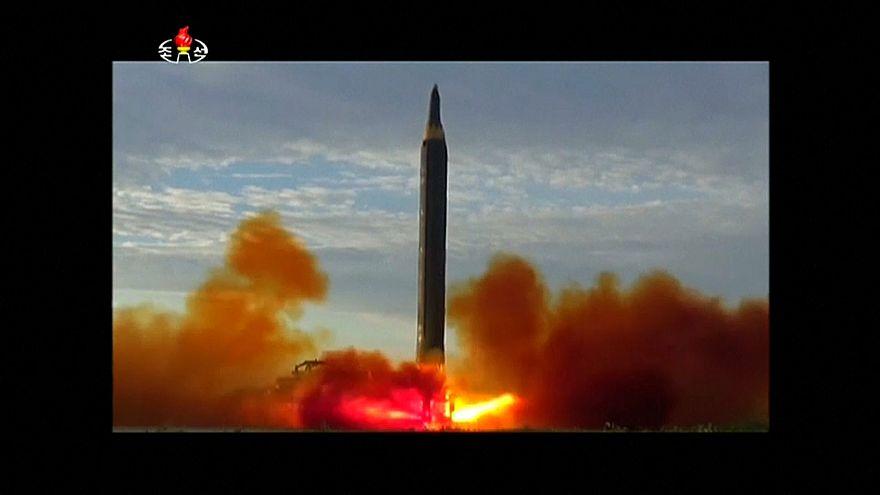 EUA anunciam novas sanções à Coreia do Norte