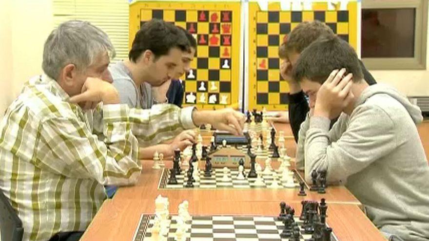 شطرنجبازان اسرائیلی