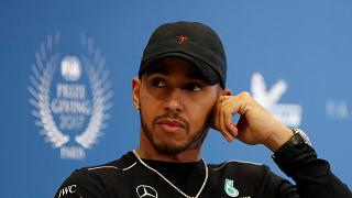 Lewis Hamilton apologises after 'boys don't wear dresses' backlash