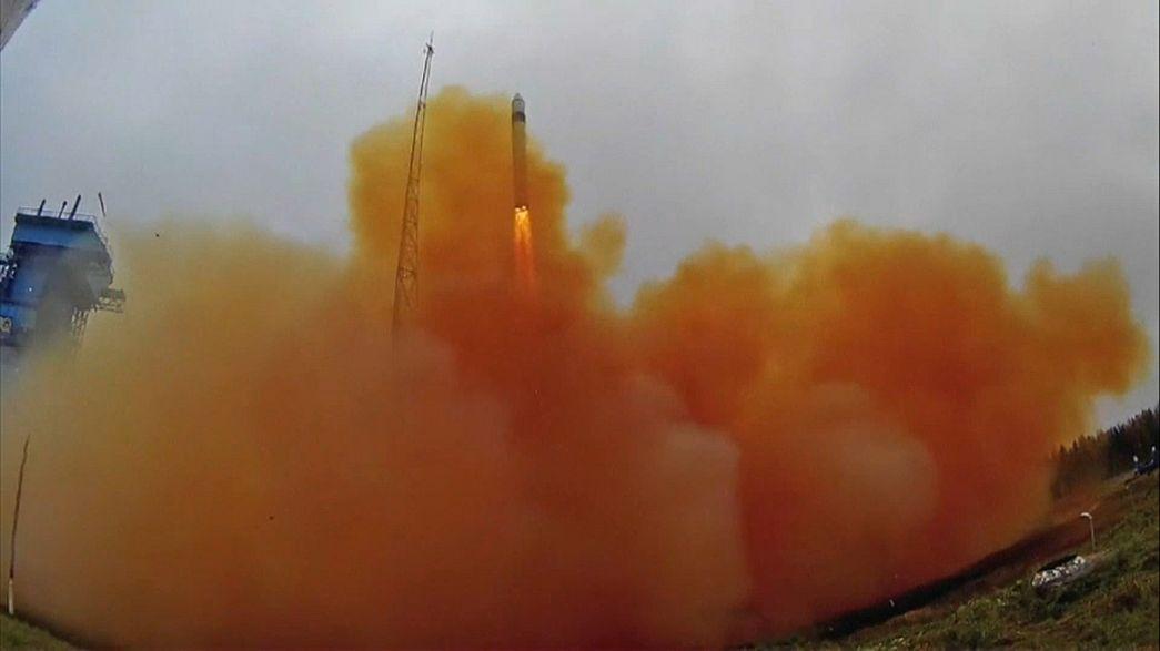 Moscovo perde sinal do satélite angolano