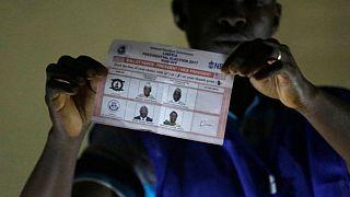 Συνεχίζεται η καταμέτρηση των ψήφων στη Λιβερία