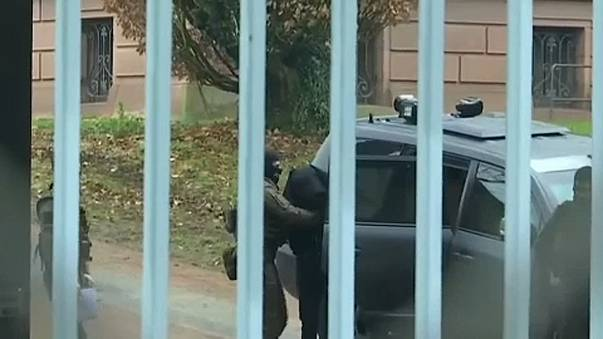 Gázolásos merényletet előztek meg Karlsruhében