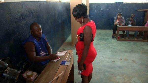 Liberia: Bürger hoffen auf einen friedlichen Machtwechsel