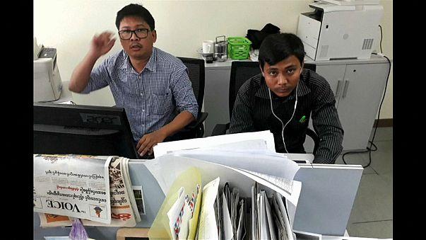 Мьянма на страже гостайны