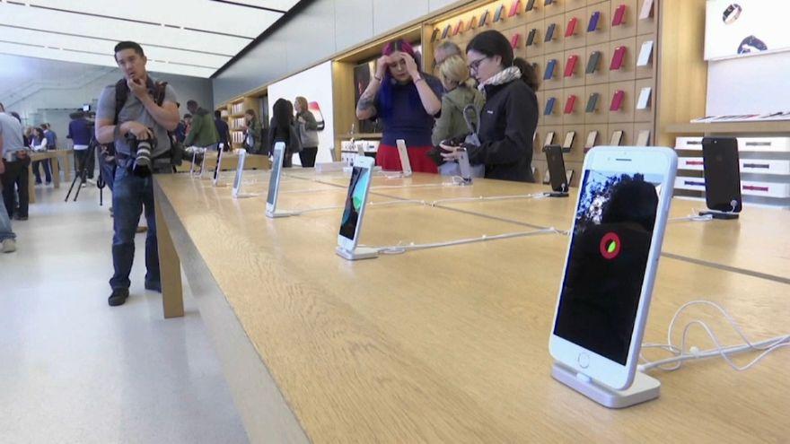 iPhone kullanıcılarından Apple'a dava