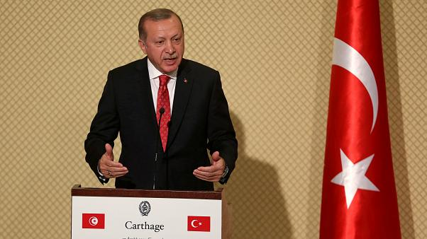 """إردوغان: الأسد """"إرهابي"""" والعمل معه مستحيل"""