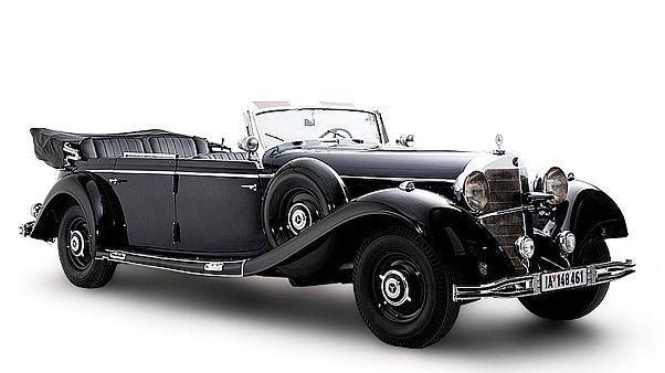 Στο σφυρί μια Mercedes του Αδόλφου Χίτλερ