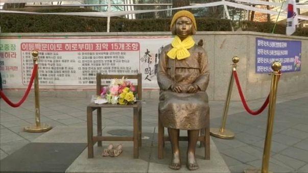 Szöul: nem valósult meg a koreai szexrabszolgák kárpótlása