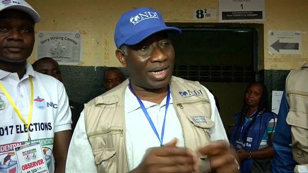 Либерия: избирком подтвердил избрание футболиста президентом