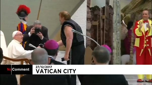 El circo llega al Vaticano