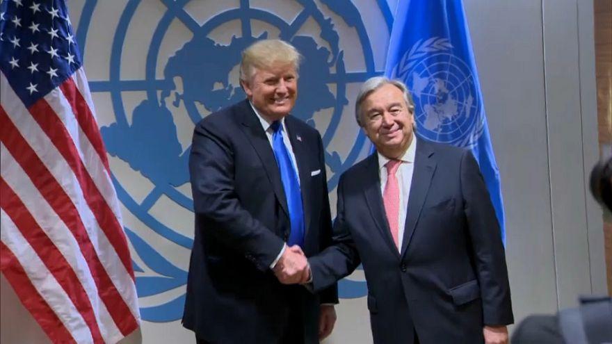 USA kündigt Kürzungen des UN-Budget an