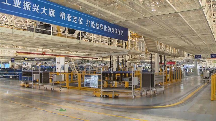Boom di profitti nel settore industriale cinese