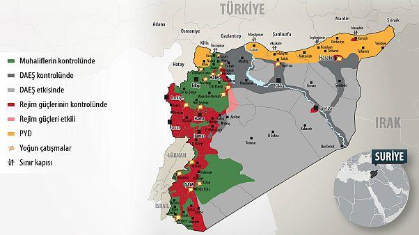 """""""Rusya, Suriyeli Kürtlerin Soçi'de temsil edileceği sözünü verdi"""""""